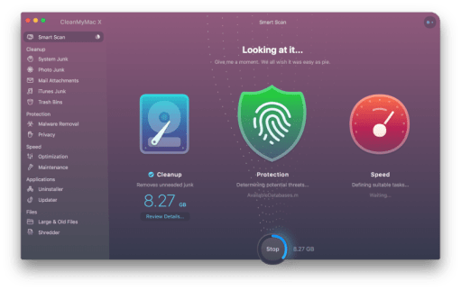 CleanMyMac X 4.8.3 Crack With License Key Free Download