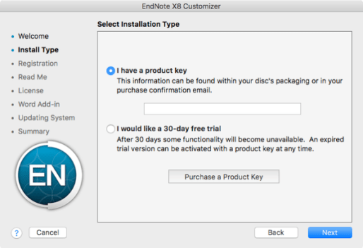 EndNote X 9.3.3 Crack With License Key Free Download