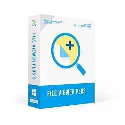 File Viewer Plus v4.0.1.8 Crack With Serial Key Free Download
