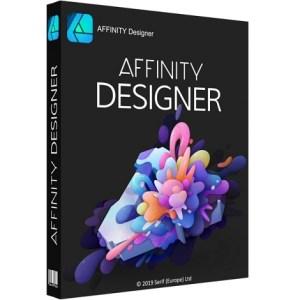 Serif Affinity Designer 1.9.4.1048 Crack With Keygen Free Download