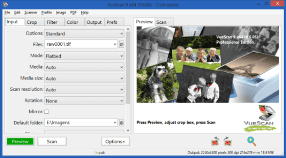 VueScan Pro 9.7.55 Crack With License Key Free Download