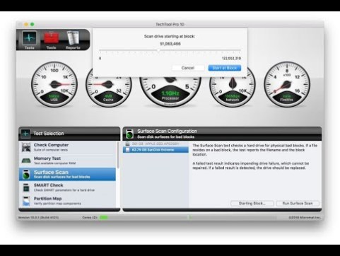 TechTool Pro 14.0.1 Crack With Latest License Key Free Download