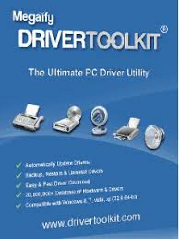 Driver Toolkit 8.9 Crack With Registration Key Free Download
