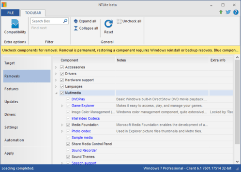 NTLite 2.1.1 Crack With Latest License Key Free Download