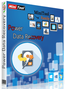 MiniTool Power Data Recovery Crack 9.2 With License Key Free Download