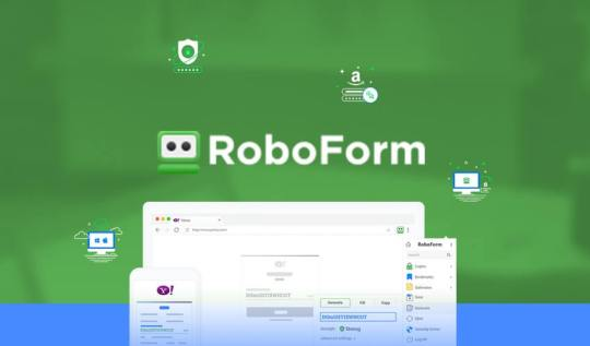 RoboForm Pro 10 Crack With Password Manager Free Download