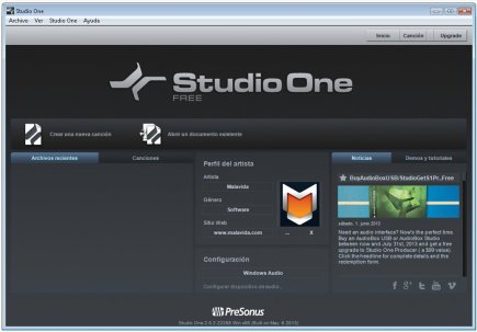 PreSonus Studio One Pro 5.0.2 Crack With Serial Key Download Free