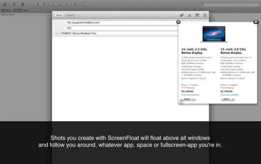 ScreenFloat 1.5.18 Crack With Mac Free Download