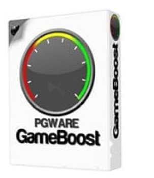 PGWare GameBoost 3.12 Crack + PC Games and Internet Faster