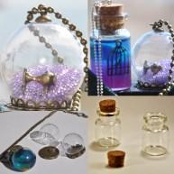 globos y tarros cristal