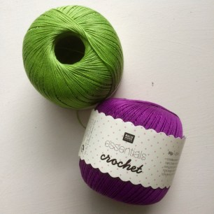 Crochet Thread | MyCraftyMusings
