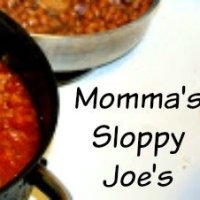 Momma's Sloppy Joe's