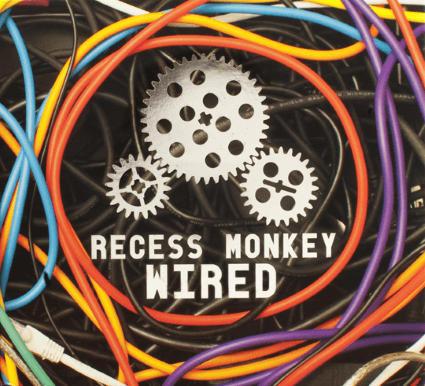Recess Monkey: Wired Review and Giveaway