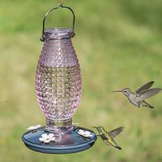 perky-pet-cranberry-hobnail-vintage-hummingbird-feeder