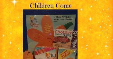 Let the Little Children Come