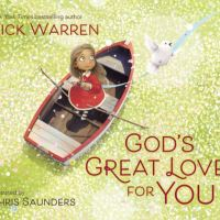 God's Great Love For You: A Children's Book Giveaway