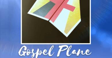 Glospel Plane Gliding to God