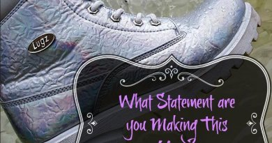 What Statement are you Making This Year?