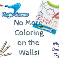 Magic Canvas: No More Colored Walls!