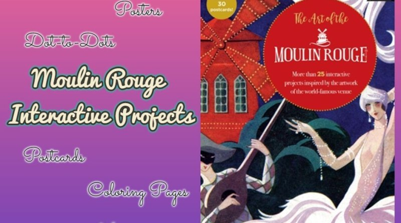Moulin Rouge @Quartoknows @CraftyZoo