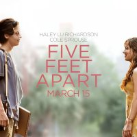 Five Feet Apart: Enter to Win! #FIVEFEETAPART #AD #RWM