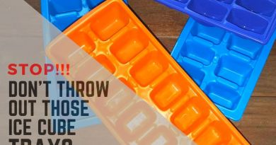 Ice Cube Trays: New Uses You'll Love!