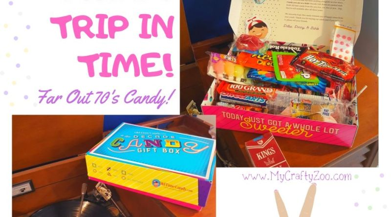 Old Time Candy: Sweet Trip In Time @oldtimecandy