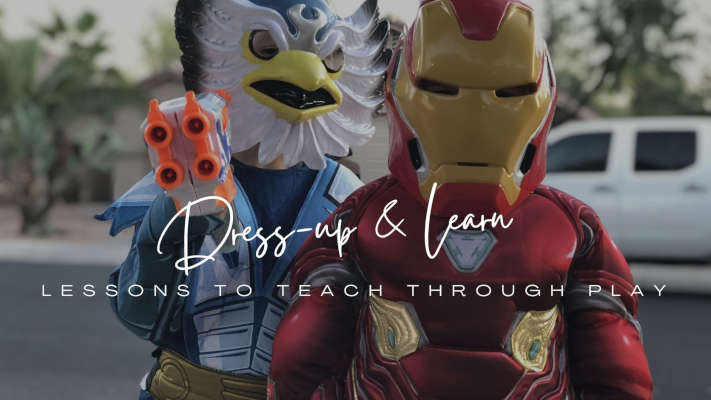 Dress Up & Learn: Lessons Through Dress-up