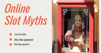 Online slot Myths: How and why and they first appeared
