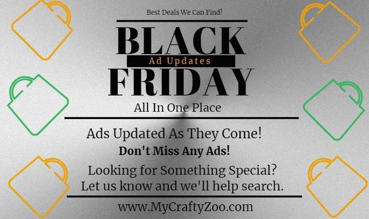 Black Friday Ads & Deals 2020: Updated Automatically