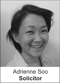 Adrienne Soo - Solicitor