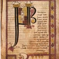 Ensalmos en el manuscrito Stowe