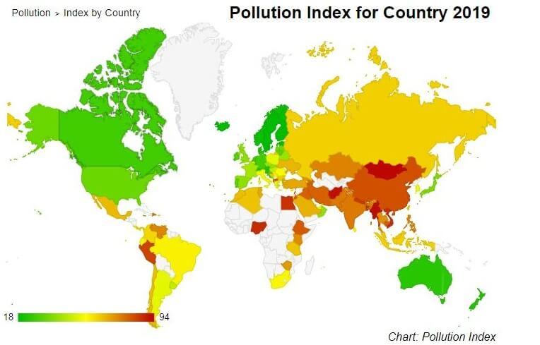 Le Japon en fait-il assez contre le réchauffement climatique ?