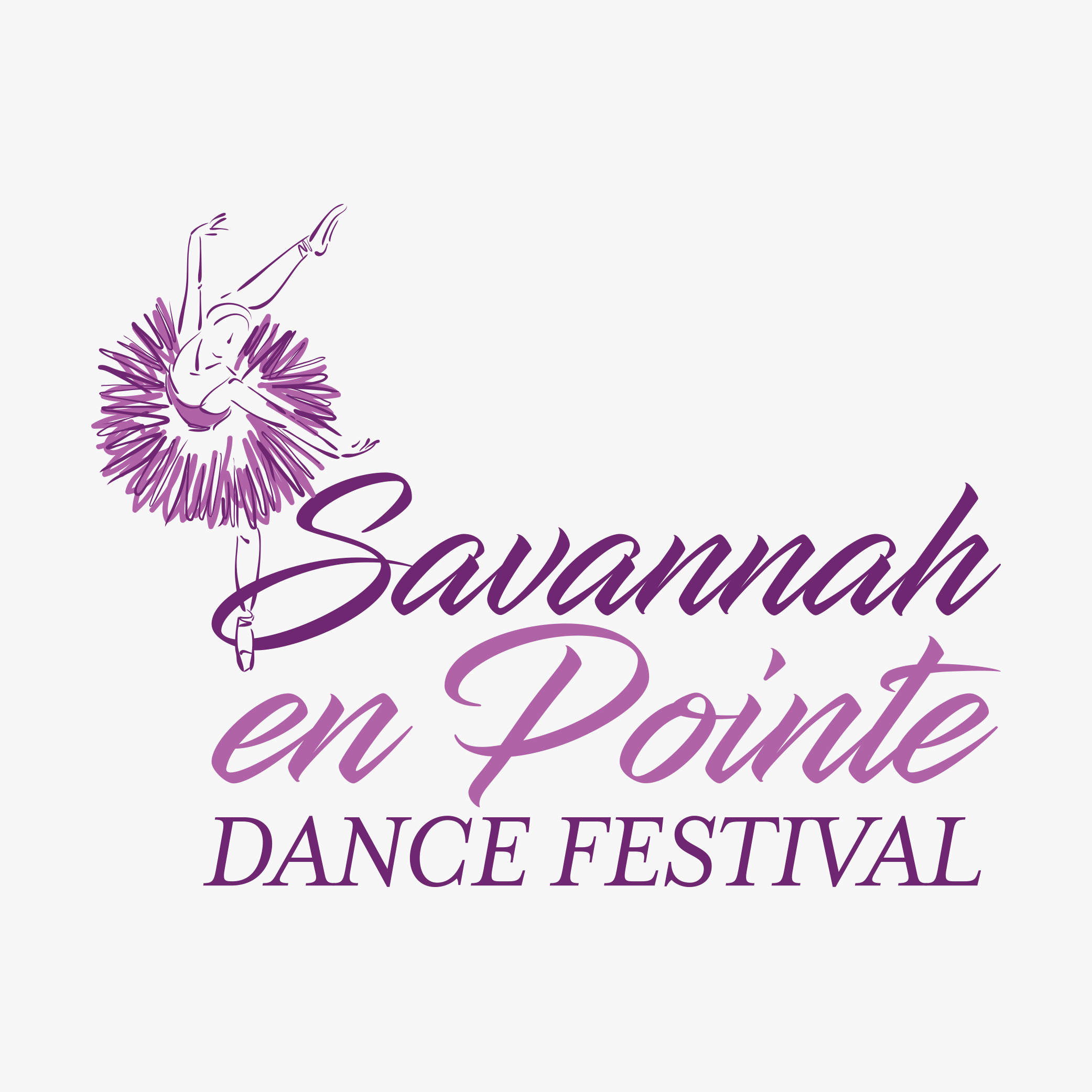 Logo Design | Savannah On Pointe