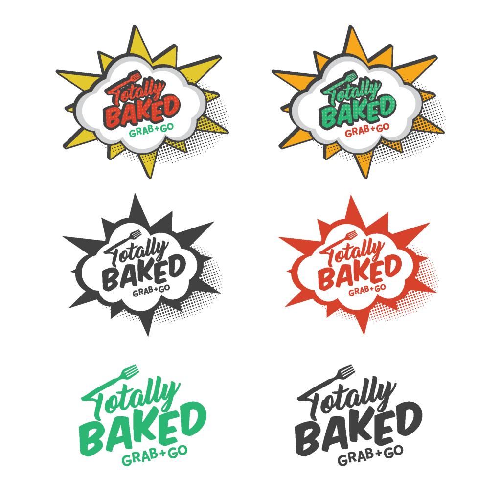 Logo Design | Totally Baked