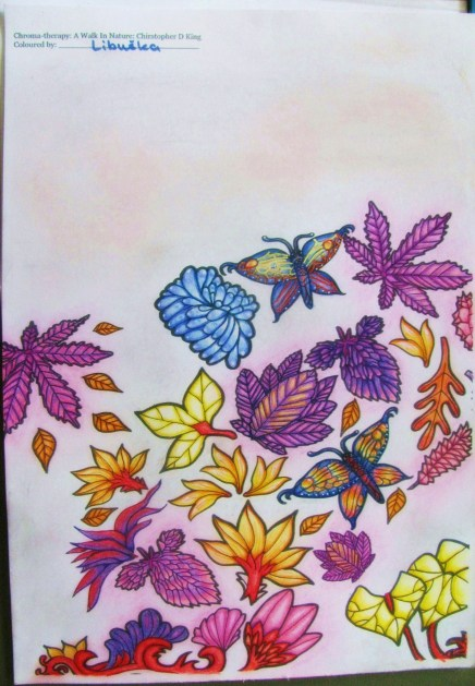 Contest by Christopher King for facebookgroup The Creative Colouring Group