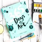 365 days of art livre d'exercice creatifs