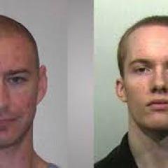 Alex Baranyi and David Anderson Teen Killers