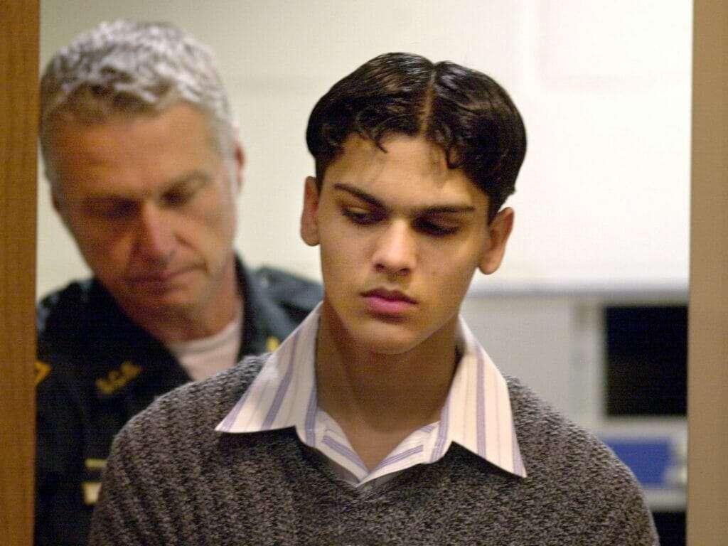 Dominic Culpepper Teen Killer Dominic Culpepper Teen Killer Murders Teenager