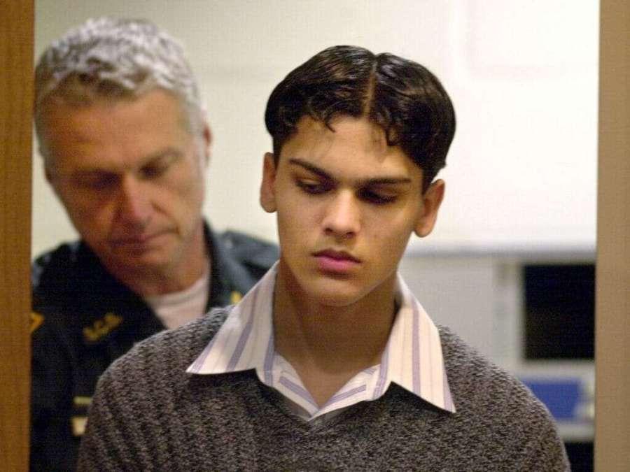Dominic Culpepper Teen Killer