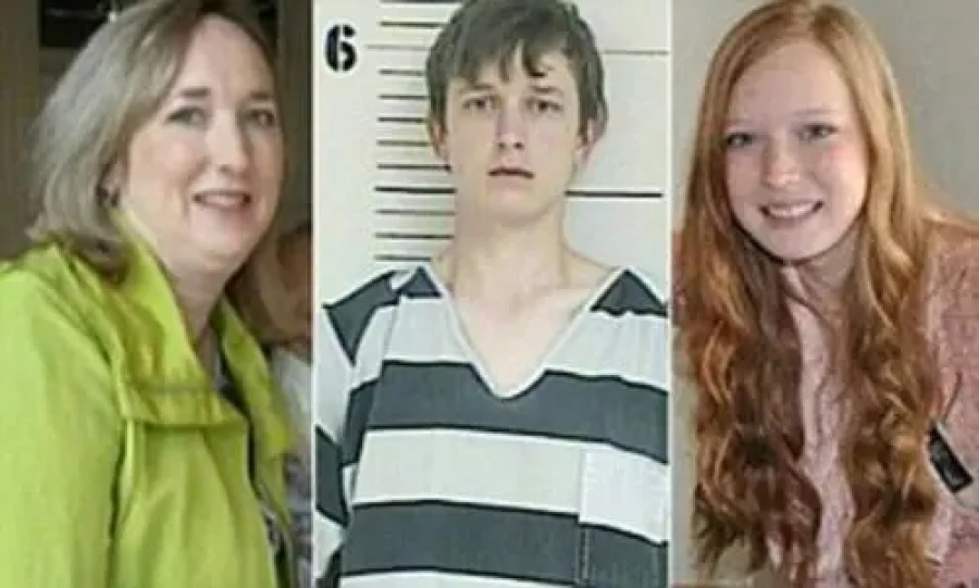 Jacob Evans Teen Killer