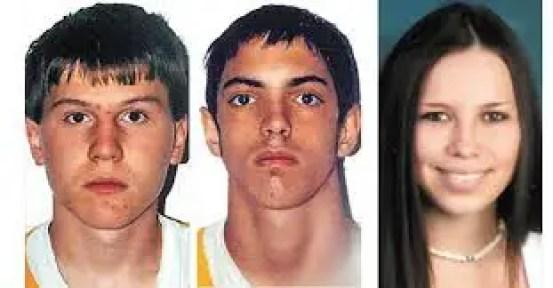 Torey Adamcik and Brian Draper Teen Killers