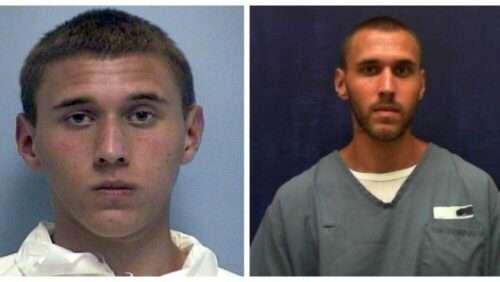 Tyler Hadley Teen Killer