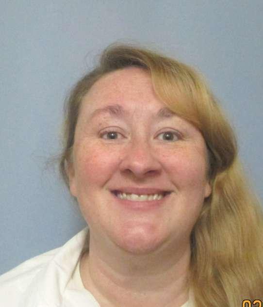 Christie Michelle Scott Women On Death Row
