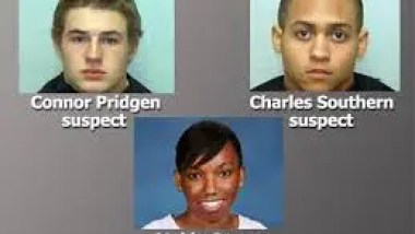 Connor Pridgen And Charles Southern Teen Killers