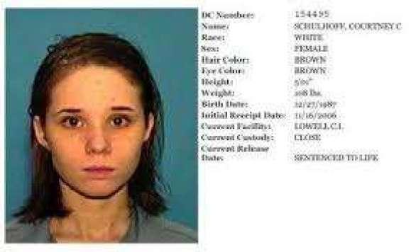 Courtney Schulhoff Teen Killer