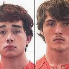 Dakota White and Brandon Warren Teen Killers