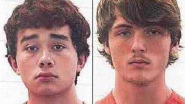Dakota White and Brandon Warren Teen Killers