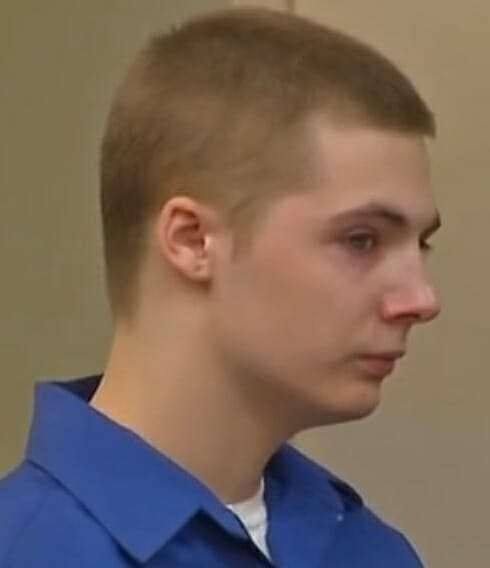 Dylan Schumaker Teen Killer