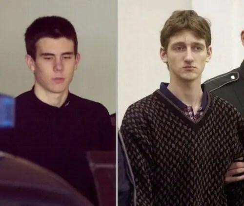 James Parker And Robert Tulloch Teen Killers